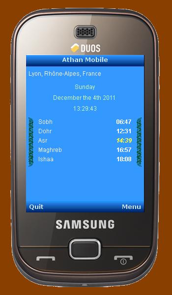 adan mobile samsung gratuit